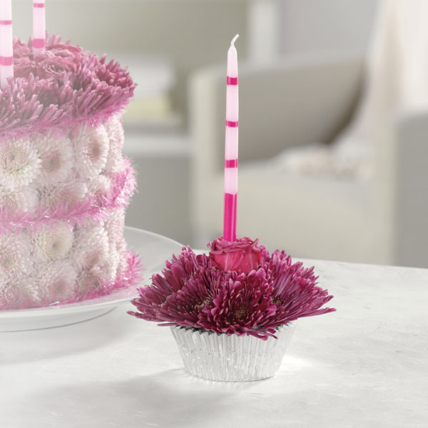 Cupcake Wishes Cup Cake Made With