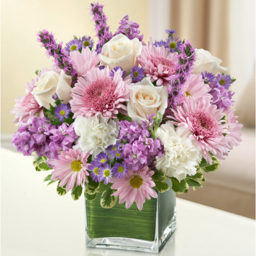 ... Pink & Lavender Love Cube $49.99
